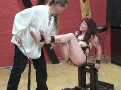 Sklave Bestrafen